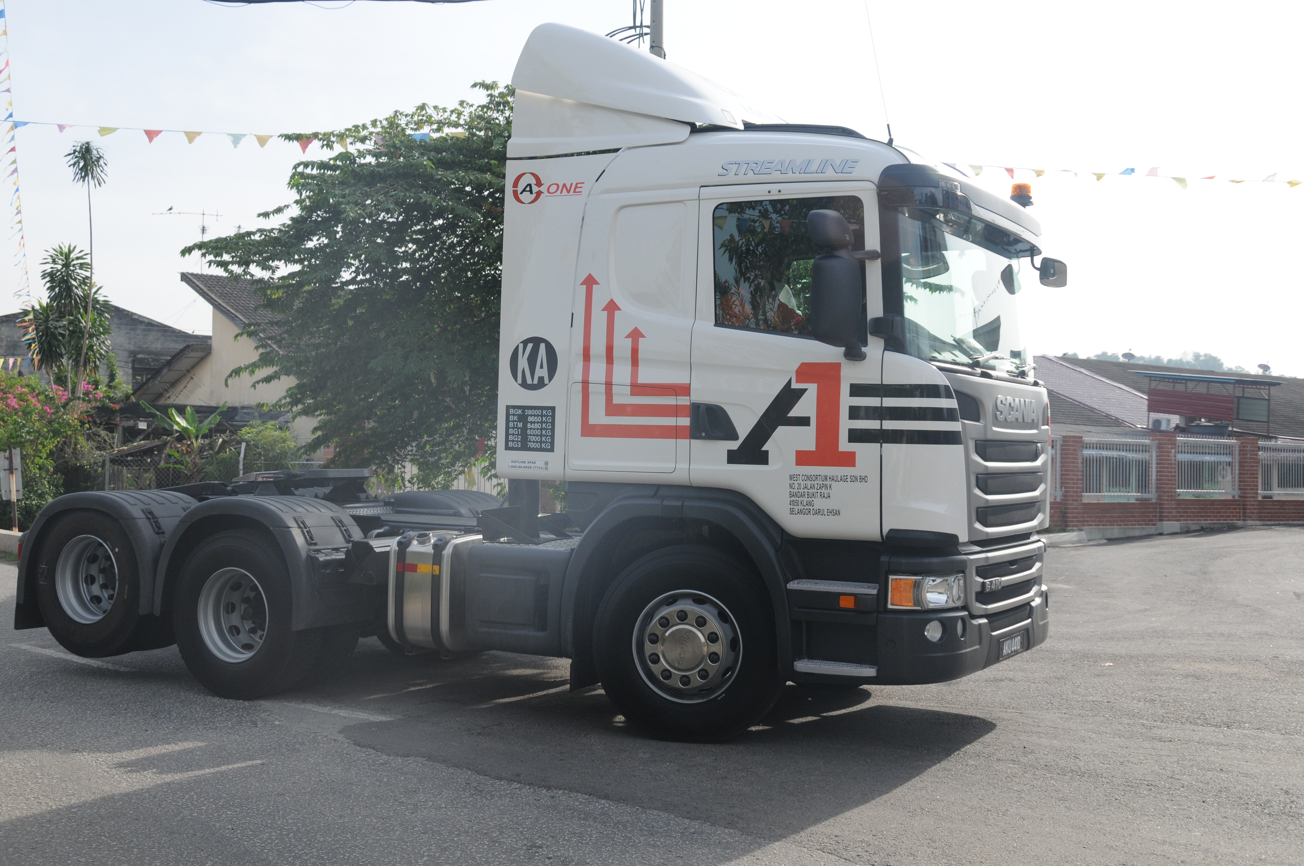 Haulage Services